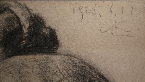 裸婦(1925)